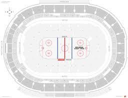 John Labatt Centre Detailed Seating Chart Detroit Red Wings Seating Guide Little Caesars Arena
