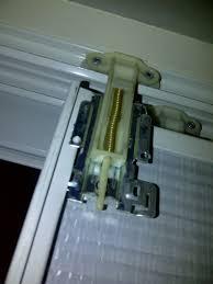 fix sliding glass door off track designs