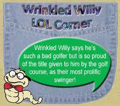 golfing funny es