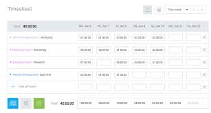 Hourly Timesheet Calculator Enchanting Calculating Payroll And Hours Worked Clockify