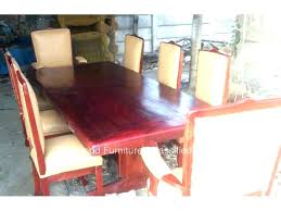 dining chair modern solid oak dining table and 4 chairs best of red dining room