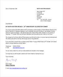 Formal Dinner Invitation Sample Impressive Informal Invitation Letter For Dinner Party Decline Invitation