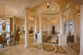Beautiful Italian Villa Interior Design