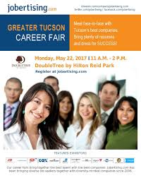 Greater Tucson Career Fair Monday May 22 11am 2pm Tickets