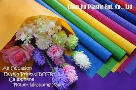 How To Wrap Flower Bouquet In Paper Cut Flower Wrapping Paper Flower Sleeves Food Grade
