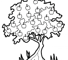 Small Picture Tree Coloring Pages Best Coloring Pages adresebitkiselcom