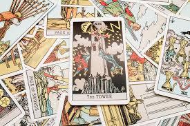 april 2019 tarot card the tower