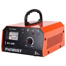 Стоит ли покупать Зарядное <b>устройство PATRIOT BCI-20M</b> ...