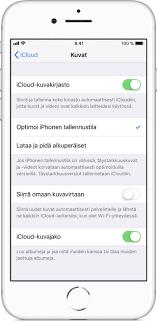 Ohjeita iCloud-kuvien käyttön Windows-tietokoneella - Apple-tuki Oma kuvavirta - Apple-tuki - Apple Support