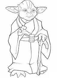 Baby yoda free coloring pages from the tv series «mandalorian» which takes place in the star wars universe. Star Wars Yoda Coloring Page Free Printable Coloring Pages For Kids