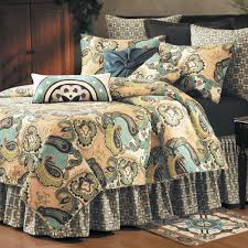 cozy quilt bedding for your bedroom design kasbah paisley quilt bedding for cool bedroom design