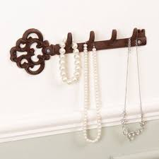 ... Traditional Cast Iron Wall Key Rack For Home Design: Captivating Key  Rack Ideas ...