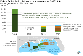 Florida Depth Chart 2009 New Projects Expected To Reverse Gulf Of Mexico Natural Gas