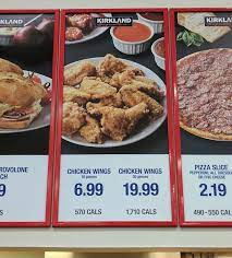 Chicken wings for under $2.30 a pound at costco wholesale. After Learning Not All Locations Had Fries Canada Has Chicken Wings Some Locations 30 Piece Comes In A Kirkland Branded Bucket Costco