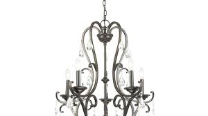 commercial electric 5 light bronze chandelier designs