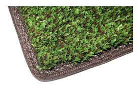 turf rug cool grass area rug trail mix indoor outdoor premium artificial grass turf
