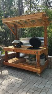 Weber Kettle Homemade Cart/Table - The BBQ BRETHREN FORUMS. | cool kettle  grill islands | Pinterest | Weber grill, Grilling and Backyard