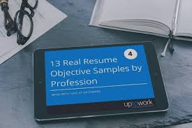 opening objective for resume 20 resume objective examples use them on your resume tips