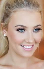 best 25 natural wedding makeup ideas on bridesmaid simple wedding makeup