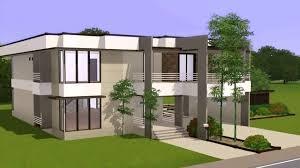 modern house floor plans. Brilliant Modern Modern House Floor Plans Sims 4 To