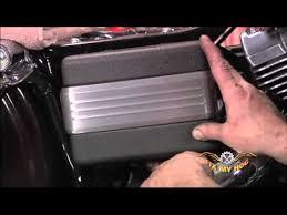 harley davidson maintenance tips softail dyna battery & seat 2004 Mazda 3 Fuse Box harley davidson maintenance tips softail dyna battery & seat install