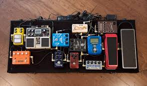 ians use a pedal board to transport guitar and bass effects pedals many of the pedals cost hundreds of dollars but you can easily build a pedal board