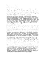 Cover Letter Resume Covering Letter Template Resume Covering Letter