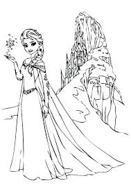 free frozen printable coloring pages frozen printable coloring pages gallery and coloring