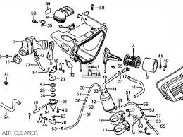 honda xl200r 83 xl200r 1983 parts in stock cover air c case