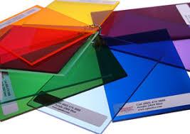 Plexiglass Colors And Descriptions