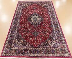 persian mashad hand knotted wool red exquisite oversize oriental rug 10 x 16
