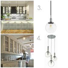 charming clear globe pendant light exposed style clear glass lighting ideas home decorating blog