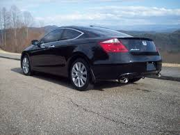 2009 Honda Accord Coupe best image gallery #15/15 - share and download