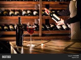 Wine Powerpoint Template Powerpoint Template Glass Of Red Wine And Bxxdbdzgz
