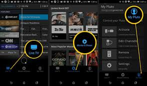 Samsung smart tv which runs on tizen os insert the usb drive to the driver slot on your tv. Pluto Tv What It Is And How To Watch It