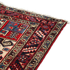 4 8 x 8 3 vintage classic persian rug tribal design from