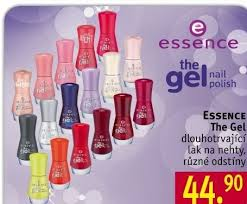 Lak Na Nehty The Gel Essence V Akci Rossmann Od 2192015