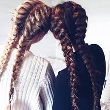 French Hairstyles 34 Wonderful How To Double Dutch Braid Hair Tutorial Pinterest Nail Photos