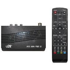 U2C <b>DVB</b> - <b>T2</b> - 115 Black EU Plug <b>TV</b> Box Sale, Price & Reviews ...