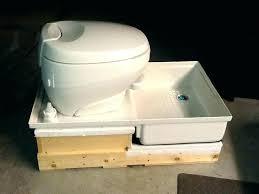 shower toilet sink combo toilet shower combo for shower cassette toilet shower combination unit image