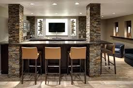 basement bar stone. Basement Bar Ideas Stools With Stone  Chairs O