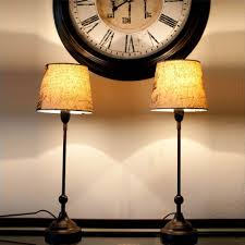 Table Lamp For Bedroom Antique And Vintage Double Old Shabby Chic Table Lamps For Bedroom