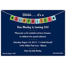 surprise birthday party invite invitation ideas invitations for surprise party birthday