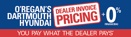 Dealer Invoice Pricing Oregans Dartmouth Hyundai