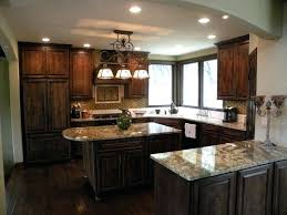 dark cabinet kitchen designs. Dark Brown Cabinets Kitchen White Tile Pattern Ceramic Solid Wood Shelves Cabinet Designs