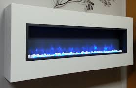 wall mounted frame with bt55 dynasty bt55 linear electric fireplace