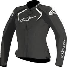 alpinestars womens stella jaws leather jacket