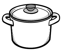 pot of chili drawing. Interesting Drawing Omalovnka Obrzek Hrnec  Ostatn K Vytisknut Pro Dti Vybarven  Zdarma Online Ke Staen A Vytitn  Pro Pinterest Cooking Chili Cook  For Pot Of Drawing C