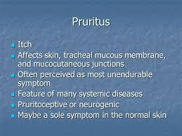 Pruritus and Neurocutaneous Dermatoses Andrews – Chapter 4 - ppt ...