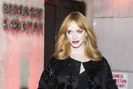Red Hair Style how christina hendricks keeps her red hair shiny and vibrant glamour 6752 by stevesalt.us